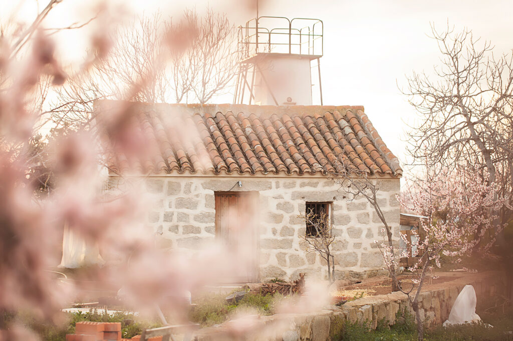 Romantic Guesthouse Getaway just outside Madrid
